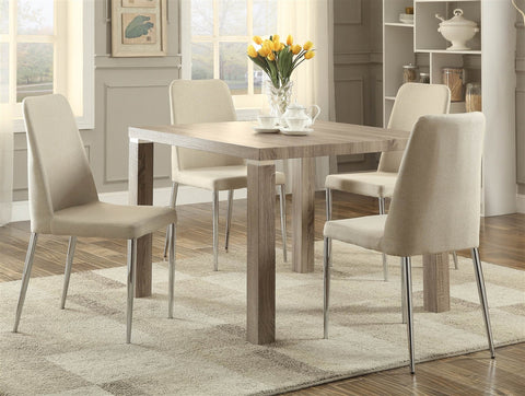 Luzerne 5pc Dining Set