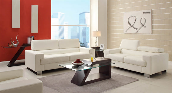 Vernon 2 pc Contemporary Living Room Set
