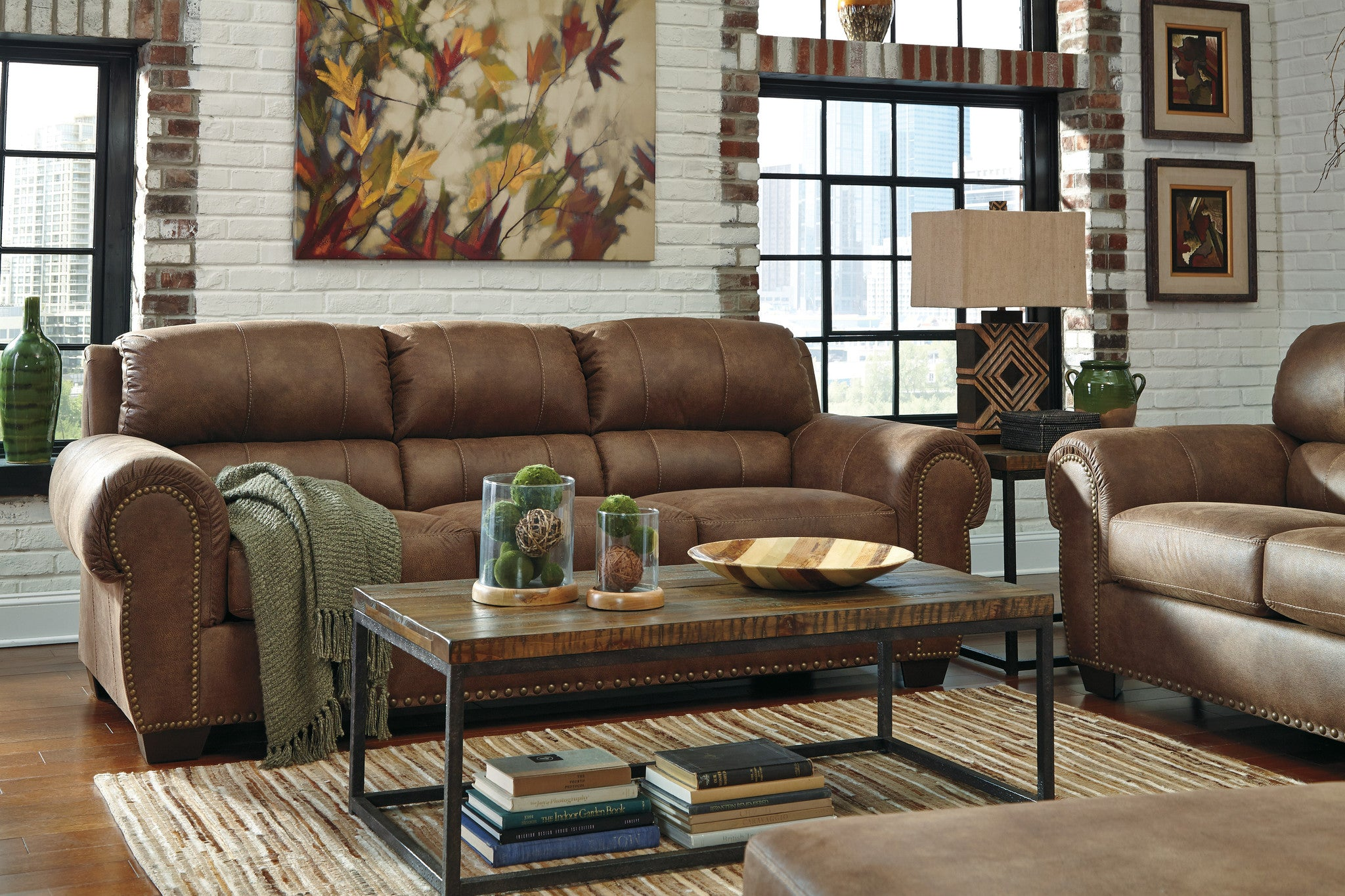 Ashley Burnsville 2PC Living Room Set Ashley Burnsville 2PC Living Room Set