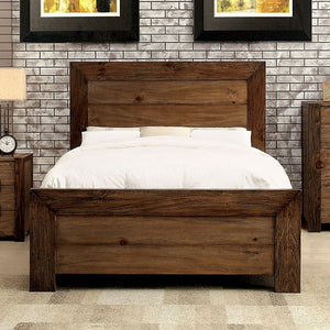 Aveiro Weathered Bed