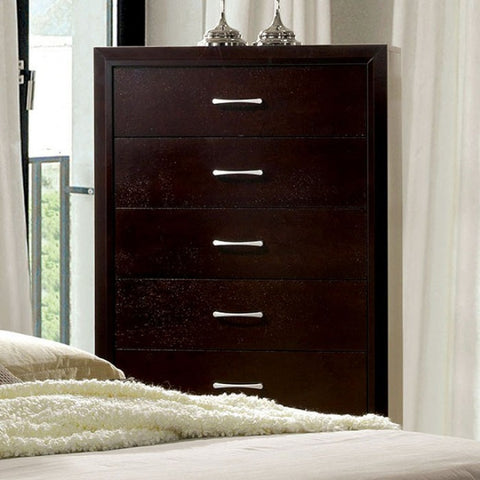 Janine Five Drawer Chest