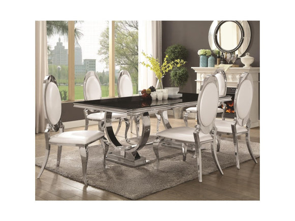 Antoine 7pc Dining Room Set