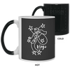 VIRGO - 11oz. Color Changing Mug