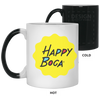 11 oz. Color Changing Mug - Happyboca