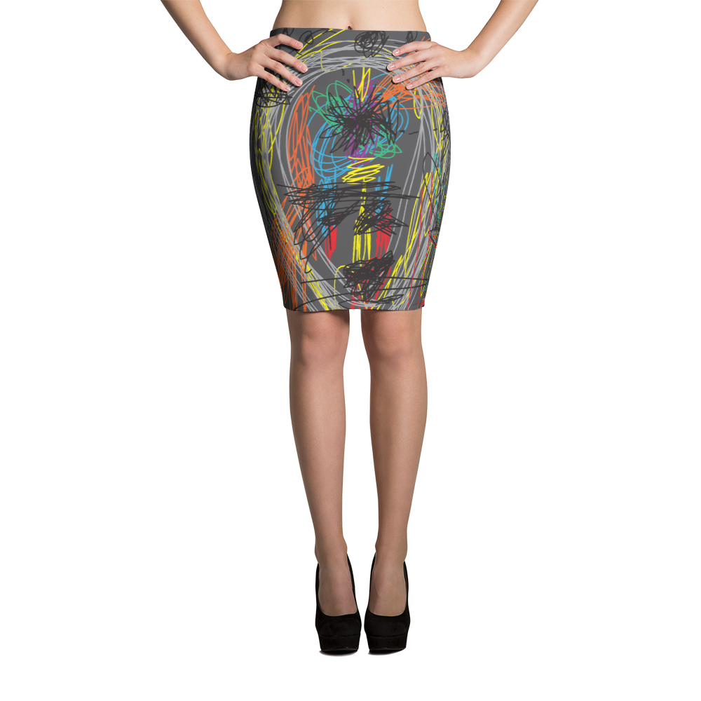 Pencil Skirt - Happyboca