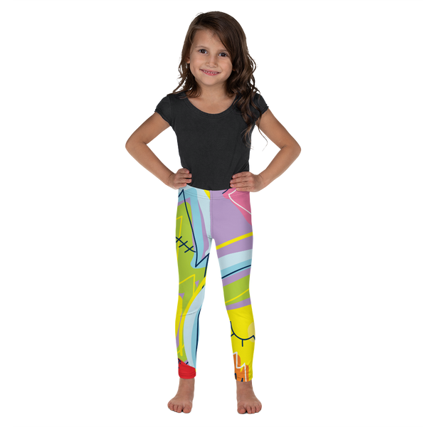 Girl's Leggings - Happyboca