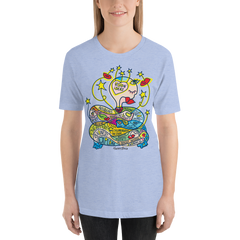 Short-Sleeve Unisex T-Shirt - Happyboca