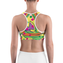 Sports bra - Happyboca