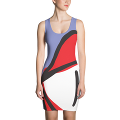 Sublimation Cut & Sew Dress - Happyboca