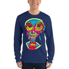 Men's Long Sleeve Shirts - Happyboca
