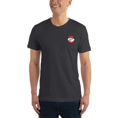 Embroidered T-Shirt - Happyboca