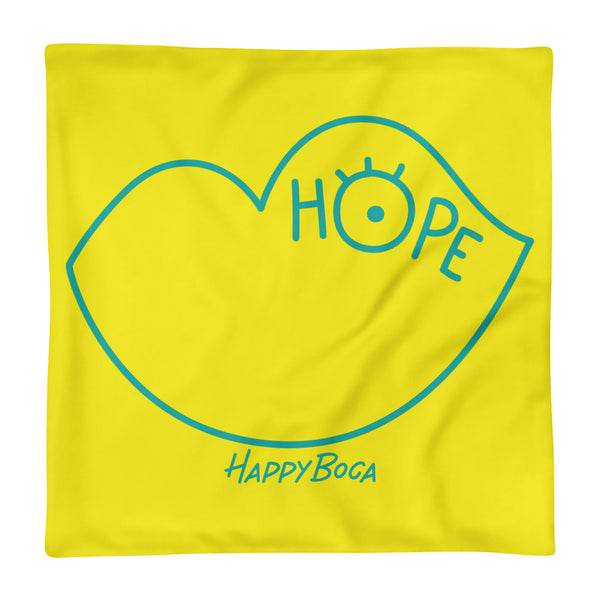 Square Pillow Case only - Happyboca