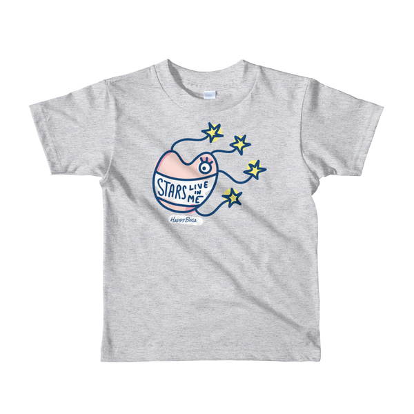 Short sleeve kids t-shirt - Happyboca