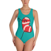 One-Piece Swimsuit - Happyboca