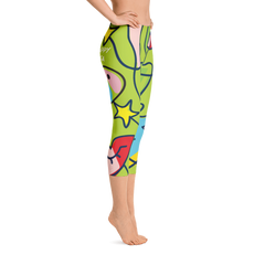Capri Leggings - Happyboca