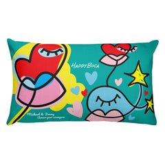 M&J Rectangular Pillow
