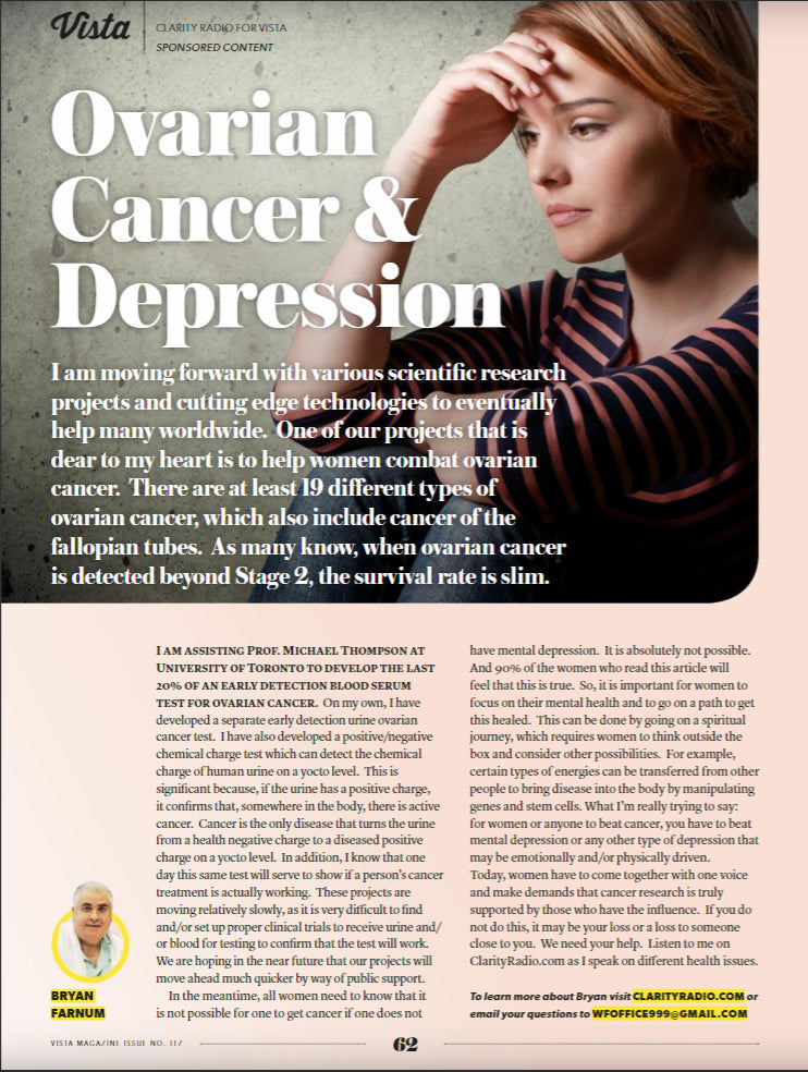 Ovarian Cancer & Depression