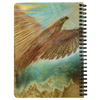 Lion Wisdom, Spiral Notebook, 5