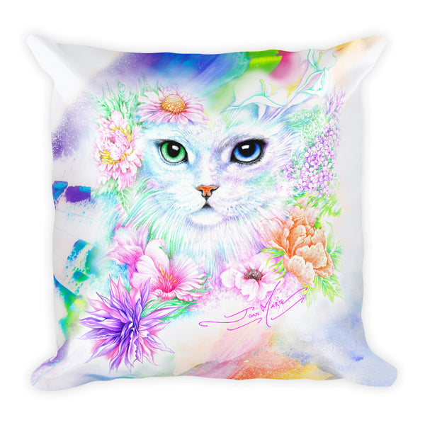 Kitty Lover's , Square Pillow