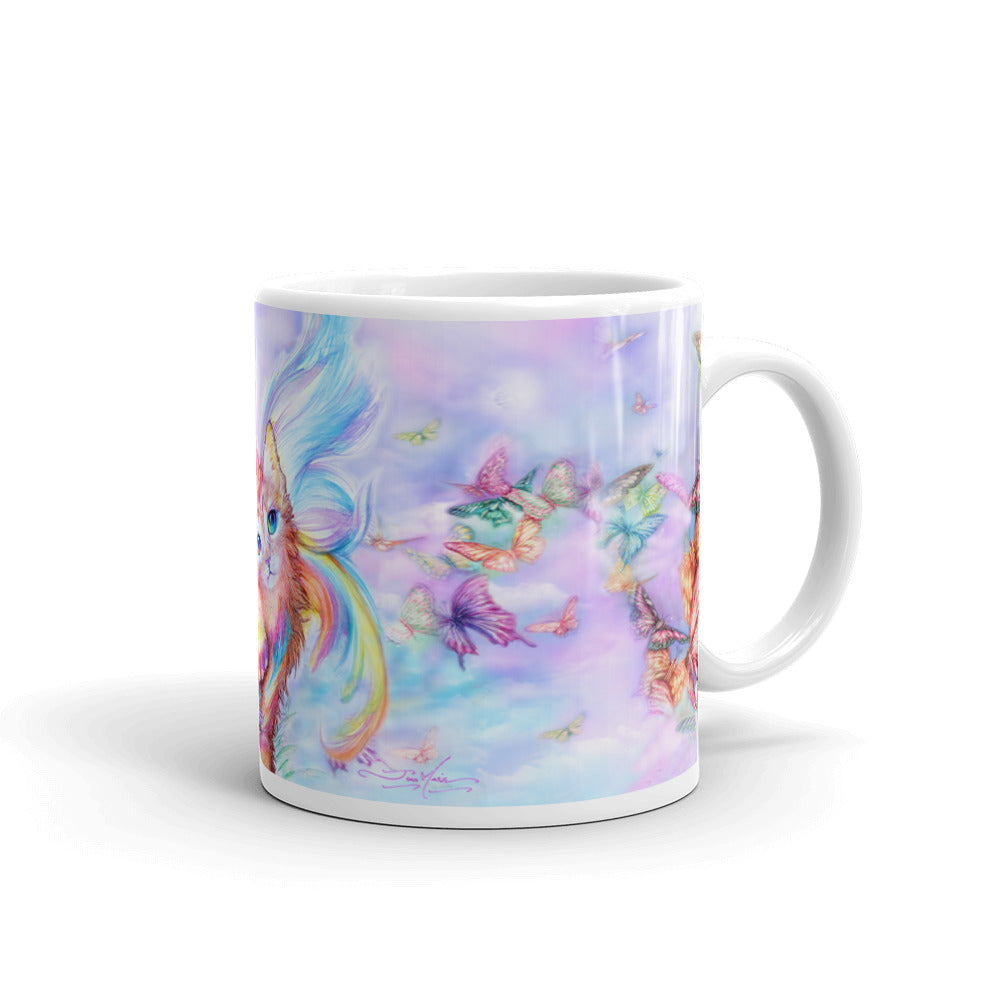 Cat...UniKitty Mug