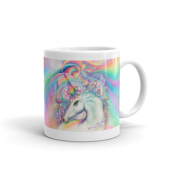 Unicorn Fairy Parade, Mug