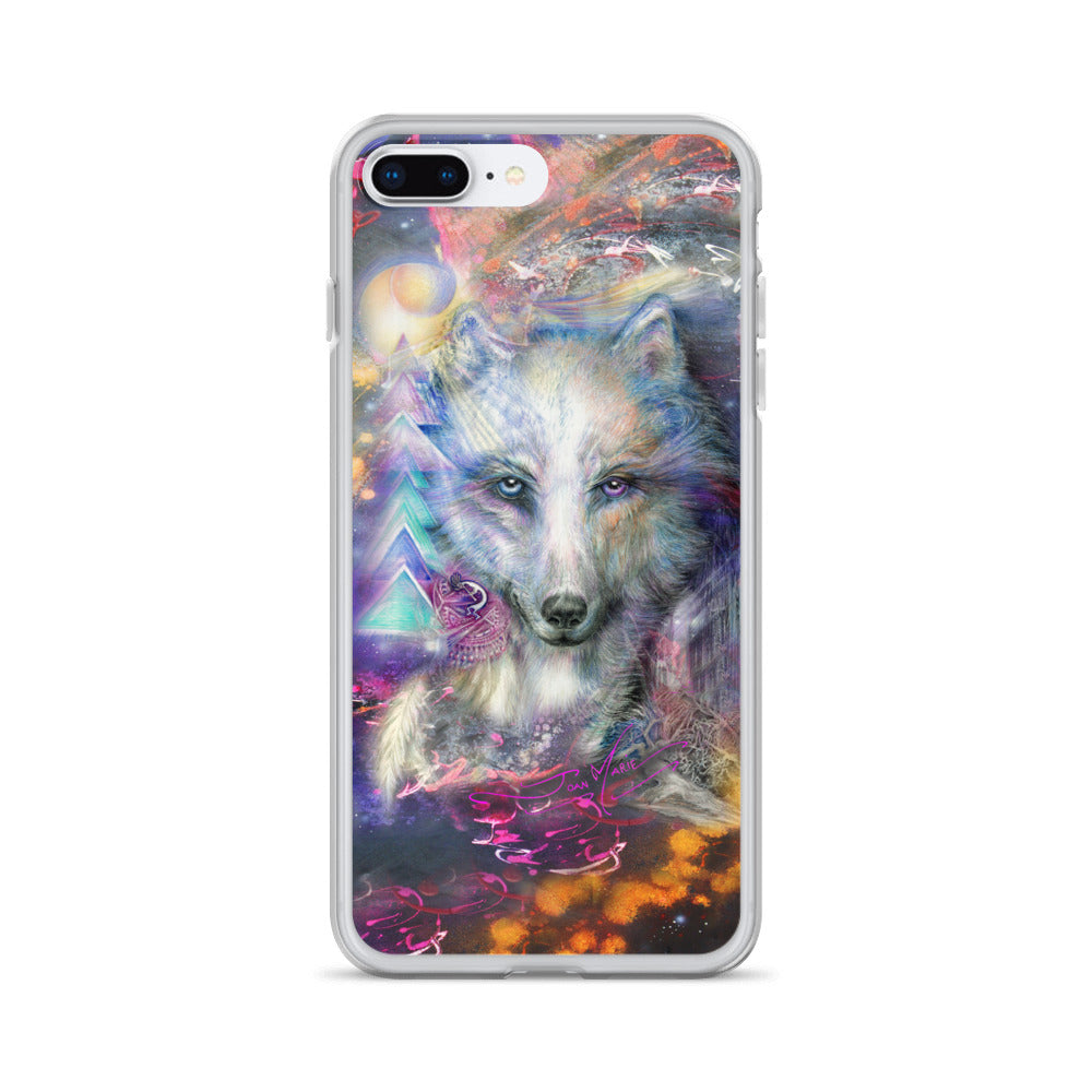 Wolf Protector, iPhone Case