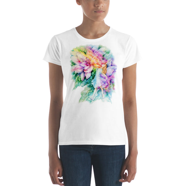 Fairy Dancer, Women's short sleeve t-shirt
