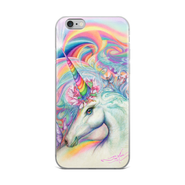 Magical Fairy Parade iPhone Case