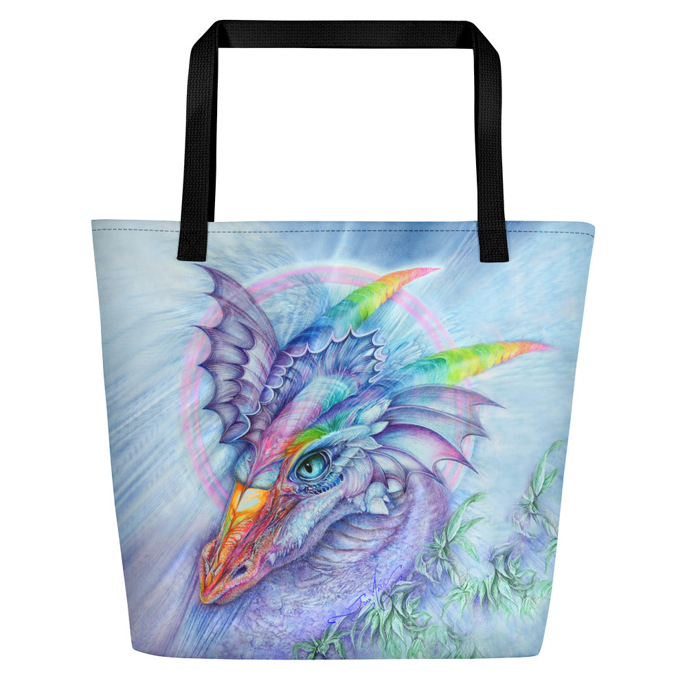 Dragon of Peace, Beach Bag