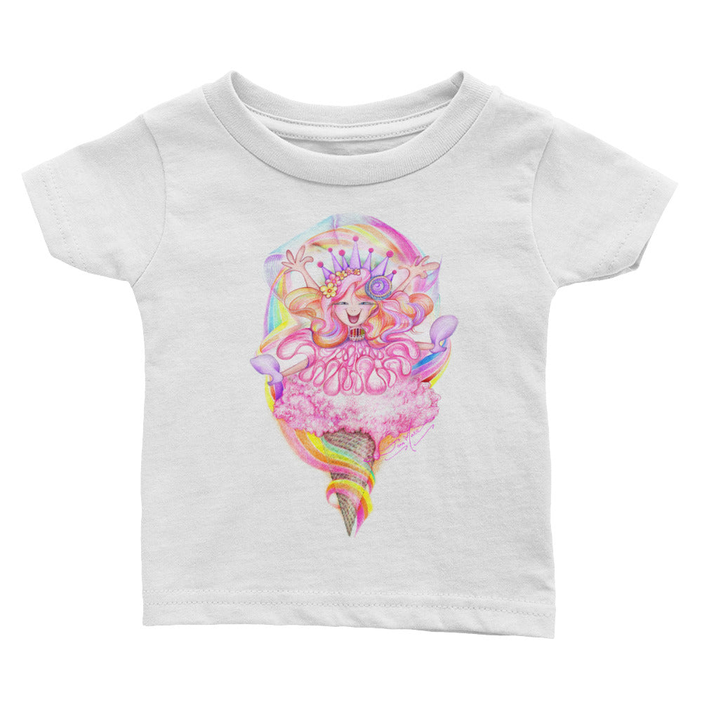 Happeee Girl!!! Infant Tee