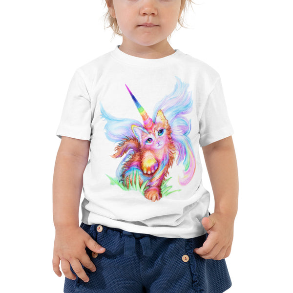 Unikitty, Toddler Short Sleeve Tee