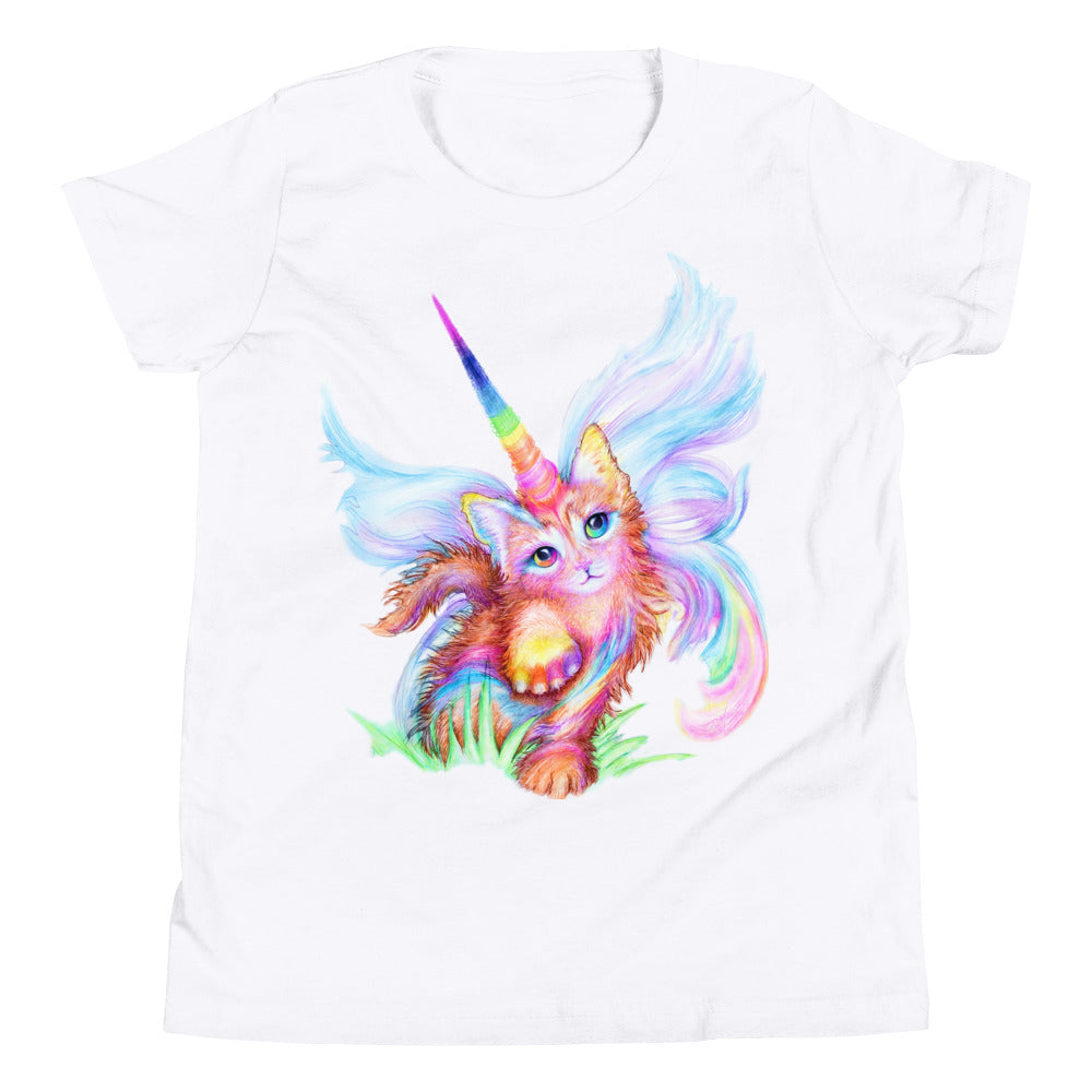 UniKitty, Youth Short Sleeve T-Shirt