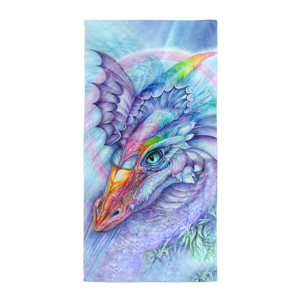 Fantasy Dragon Towel