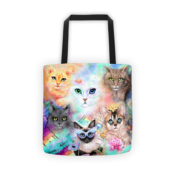 Crazy Cat Lady Tote bag