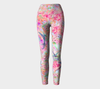 Hummingbird Yoga Leggings