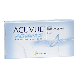 Acuvue Advance (Discontinued)