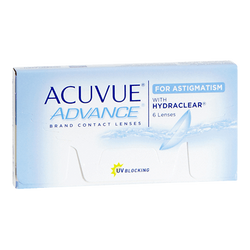 Acuvue Advance for Astigmatism (Discontinued)