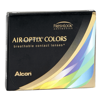 Added Air Optix Colors