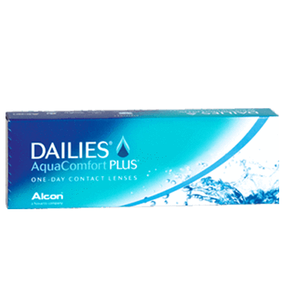 Added Dailies AquaComfort Plus