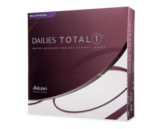 Added Dailies Total 1 Multifocal (90 lenses)
