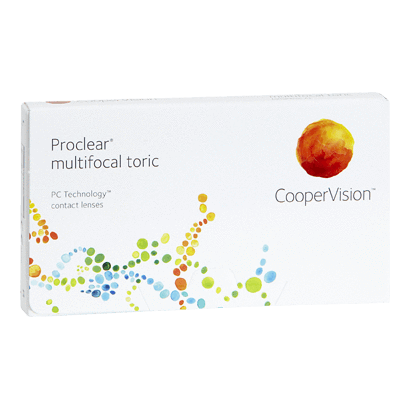 Added Proclear Multifocal Toric