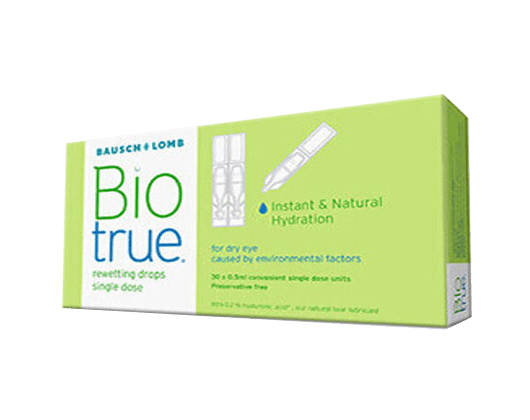 Biotrue Rewetting Single Dose