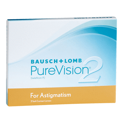 PureVision2HD for Astigmatism