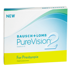PureVision2HD for Presbyopia