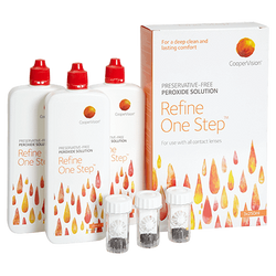 Refine One Step (3 Pack)