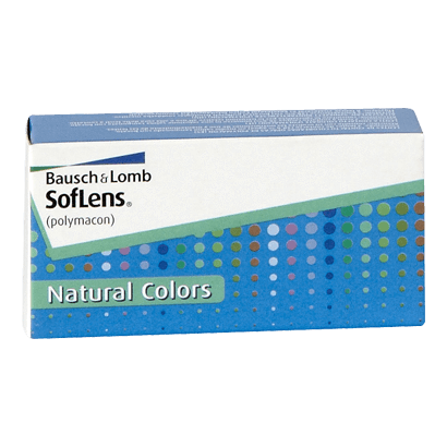 SofLens Natural Colors