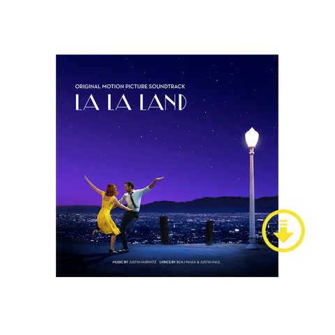 La La Land Original Motion Picture Soundtrack -  Digital Download