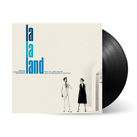La La Land Original Motion Picture Soundtrack - Black Vinyl