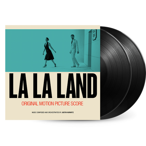 La La Land Original Motion Picture Score - Vinyl 2LP