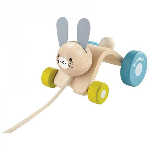 Hopping Rabbit de Plan Toys 5701